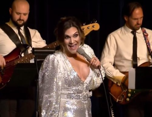 Shoshana Bean & Friends raise money for Beaverton High School.